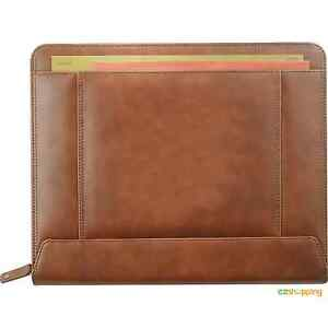 Cutter Buck Legacy Zippered Business Office Organize Padfolio 9830 10