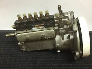 Ford New Holland 2704 Combine Diesel Fuel Injection Pump New C a v Minimec