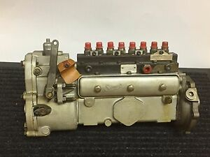 Massey Ferguson 1150 Tractor Diesel Fuel Injection Pump New Simms