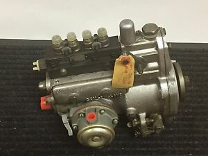 Ford 7000 7500 Tractor Diesel Fuel Injection Pump New C a v Minimec