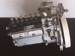 New Holland Tr70 Tr75 Combine Diesel Fuel Injection Pump New Lucas Simms