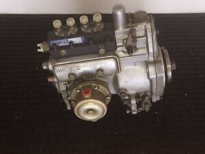 Ford 7000 7600 7700 Tractor Diesel Fuel Injection Pump New Lucas Simms