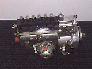 Ford Tw 15 Tw 30 Tractor W 401t Eng Diesel Fuel Injection Pump new Lucas Simms