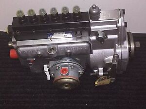 Ford Tw 30 Tractor W 401t Engine Diesel Fuel Injection Pump new Lucas Simms
