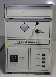Ssi 505 Lc Column Oven