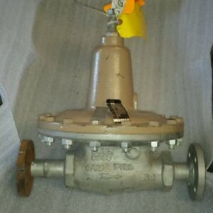 Cashco Lp1000 1 Pressure Regulator Valve Sst ci s1 g New 199
