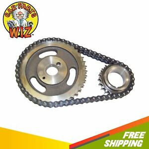 Timing Chain Kit Fits 80 84 Ford Lincoln Mercury 5 0l 5 8l V8 Ohv 16v Cu 302