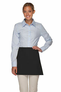 6 Pack Daystar 1 Style 100xw Extra Wide Three Pocket Waist Apron 12 X 28 Usa