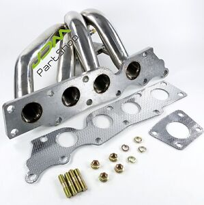 Steel Racing Turbocharger Manifold Exhaust For 06 13 Mps 3 6 2 3 Disi Cx7 K0422
