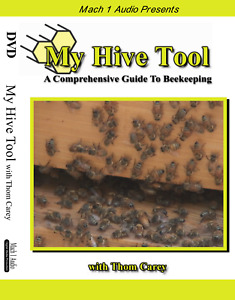 Beginner Beekeeping Dvd Set My Hive Tool A Comprehensive Guide For Beekeepers