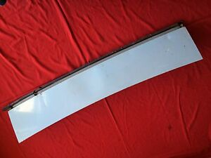 1964 1965 Lincoln Continental Convertible Trunk Flipper Panel