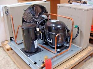 New Factory Overstock 1hp Copeland Hermetic Hi Temp Condensing Unit R22 1phase