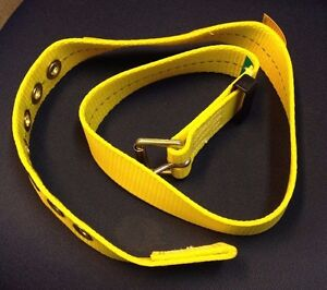 Lot 10pcs Dbi sala Belt For Work Safety Harnes 0 Anchor Points Sz L Large 43 50