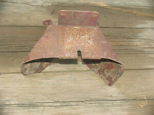 International Ih Farmall Tractor Pto Shield Cover A B C Cub
