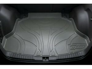 Cargo Grey Floor Liners Mats Custom Fit Maxliner Maxtray Trunk Mat