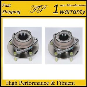 Rear Wheel Hub Bearing Assembly For Chevrolet Malibu 2013 2015 Fwd Pair