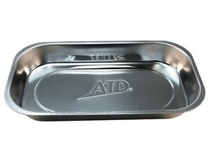 Atd Magnetic Stainless Steel Parts Tray 8761