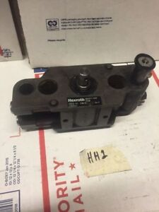 Bosch Rexroth 3842311949 Cylinder Block With Bosch 3842311901 Warranty Fast Ship