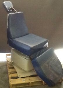 Reliance Haag street Company 219 Dmi Blue Dental Chair See Listing
