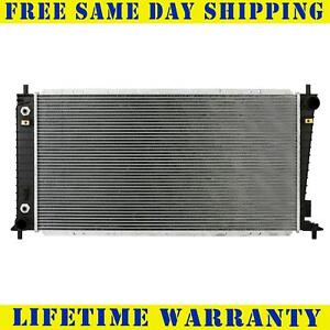 Radiator For 2004 2008 Ford F150 Expedition Lincoln Navigator V8 4 6l 5 4l