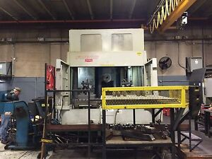 1998 Toyoda Fh 80 B Cnc Horizontal Machining Center