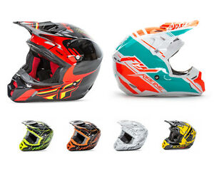 *Fast Shipping* FLY Kinetic Pro Offroad Dirt Helmet (Replica Cold Weather..)