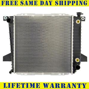 Radiator For 1995 1997 Ford Ranger Mazda B2300 4cyl 2 3l Fast Free Shipping