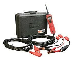Power Probe Iii Tester Kit W Case Accessories Digital Voltmeter pp319ftc