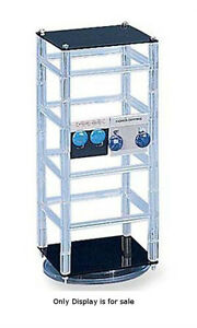 New Retails Rotating Carded Jewelry Displays 5w X 5 d X 13 h