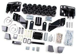 Zone Offroad 3 Body Lift Kit For 2006 08 Dodge Ram 1500 Truck 2wd 4wd D9345