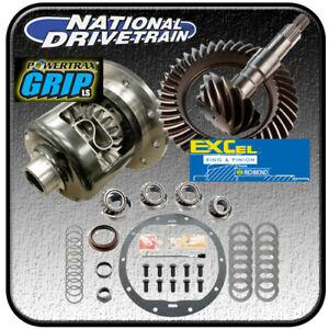 Axle Rebuild Ring And Pinion Bearing Kit Posi Gm 12 Bolt Car 3 08 Ratio