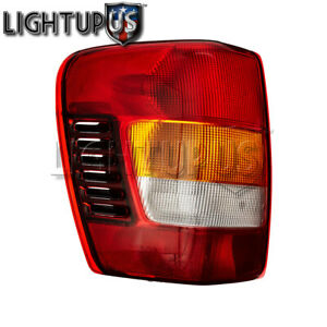 Left Driver Side Lh Rear Brake Tail Light For 2002 2004 Jeep Grand Cherokee