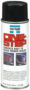 2 Cans Mar Hyde One Step Rust Converter Primer Sealer Aerosol 3509 Covert Rust