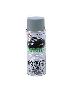 2 Cans Dominion Sure Seal One Step Self Etching Primer Aerosol Grey Dom Sep