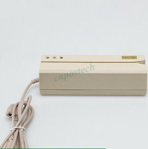 Msr609 Magnetic Card Reader Writer Encoder Portable Mini400 Dx4 Credit Bundle