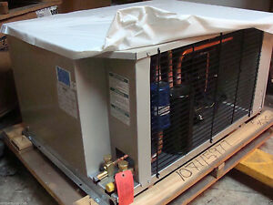 Outdoor 3hp Copeland Semi Hermetic Low Temp 404a Condensing Unit 460v Beacon Ii
