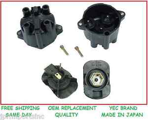 New Yec Distributor Cap Rotor Made In Japan Fits 95 96 97 98 Nissan 240sx S14