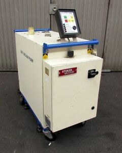Stokes Model 540 vec Vertical Dry Vacuum Rotary Pump With Controller