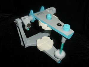 Dental Articulator Semi adjustable Quick Master Fixed Condyle 25