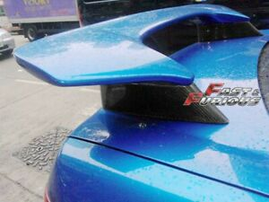 Fit For Honda Carbon Fiber 1992 1995 Civic Eg Hatchback Rear Wing Roof Spoiler