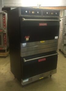 Vulcan Dual Oven Convection Over Standard Model 241c