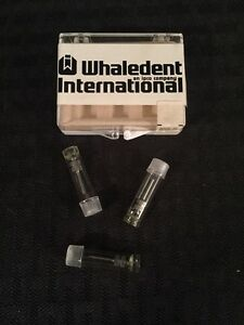 New Pack Of 3 Whaledent Thread Forming Pin Drivers B 59 5 For 024 Pins
