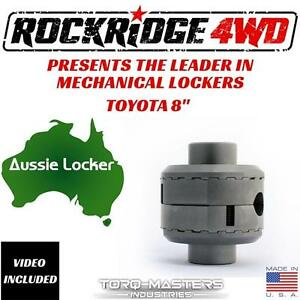 Aussie Locker Xd 20830 Toyota 4cyl 8 Automatic Mechanical Differential 4x4