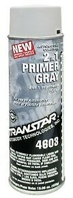 3 Cans Transtar 2 In 1 Primer Gray Aerosol Tre 4603 Great Deal Fast Ship