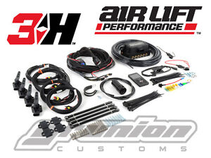 Air Lift 3h 1 4 Digital Fbss Air Bag Ride Suspension Managment Bluetooth 27690