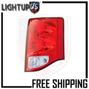 Taillight Lamp Passenger right Only For 11 14 Dodge Grand Caravan