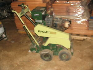 Ryan Mataway Overseeder 10hp Omc Grass Seeder