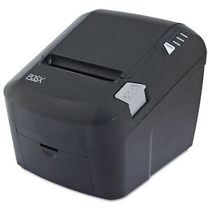Pos x Evo Usb Parallel Thermal Printer W auto Cutter