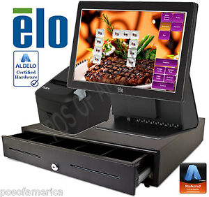 Aldelo Pro Elo Steakhouses Restaurant All in one Complete Pos System New