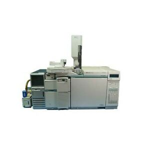 Agilent hp 6890 5973 Gcms With Turbo Pump Ci ei Capable